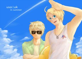 Summer by marimo-lover