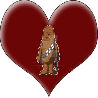 Wookie Love by KennShinabery212