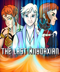 The last Knydaxian Cover (Drawing) by Arendellecitizen
