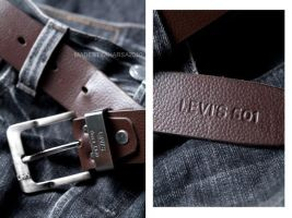 Levi's 501 by madestyaharsa
