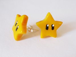 Super Mario Stars by FrozenNote