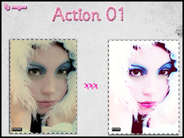Action 01 - soft vibrant by Pokergirl
