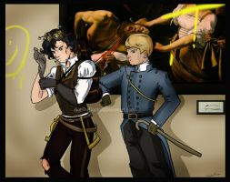Sherlock: A SteamPunk Adventure by Not-TheDoctor