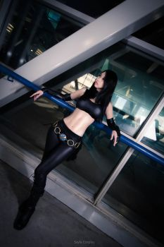 X-23 [Marvel's X-Men] by QTxPie