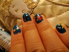 Nail Art 052 by MelodicInterval