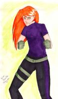 Kim Possible by K-J-Verty