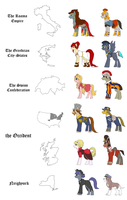 The EU (Equestrian Union) - Part 2 by Lionel23