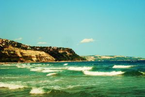Seaside of Italy by flipoverit