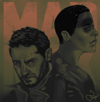MAD MAX by Smoppet