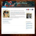 Angelic Artisan Website 2014 by Angelic-Artisan