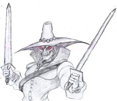 Chakan the Forever Man by JPHazen