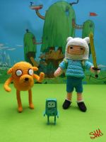 Adventure time by sushann