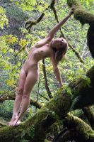 Mossy Tree Nymph II by CogentContent