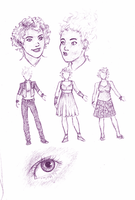 Isi doodles by Anavar