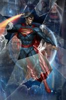 Superman - Shattered Dimensions by bolloboy