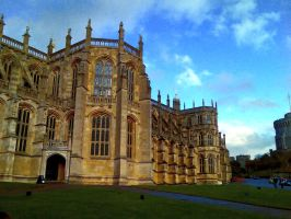 Windsor Castle by Just-n-Do