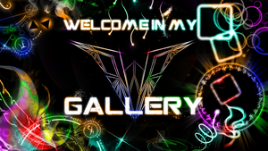 Welcome in my Gallery by Hardii