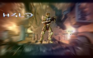 HALO 4 by Billy619