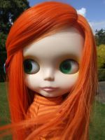 Clementine by wedgielou