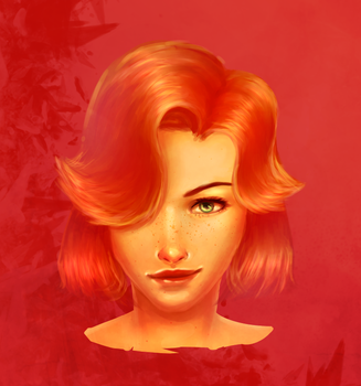 Red by Porsheee