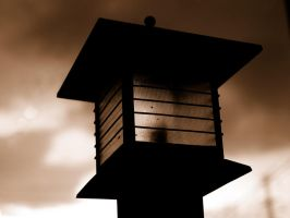 Lamp Stand Still by gonnaday