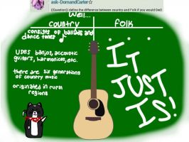 Country Cat - Q1 by Ask-The-Musicats