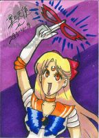A Wild Venus Appears ACEO by kuroitenshi13