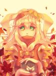 Autumn by Zelbunnii