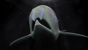 The Pale Whale by Thebodypopper