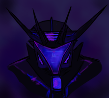 Soundwave_CUTE by HarleyQuinn22