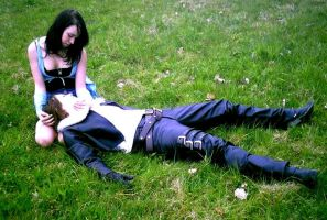Squall and Rinoa 3 by G33kInThePink