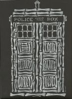 181: TARDIS of the dead by CrazyFoxMoon