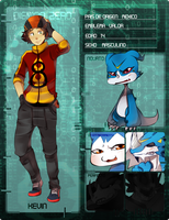 Digimon-Zero - Kevin by PanDaePan