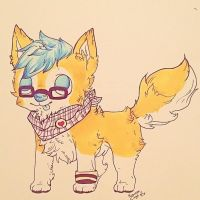 Hipster Fabulous by espressocat
