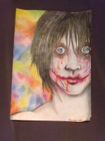Jeff the killer by Bawaria