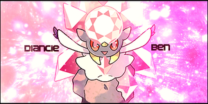 Diancie Signature by LVAchromatic