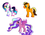 MLP Adopts: 1 by NegaDuck13