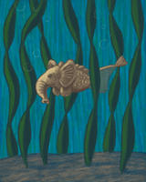 Sea Elephant by Agent-Jolliday
