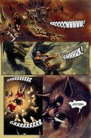Demonwolf pg 6 -from Issue 1 by WKenney