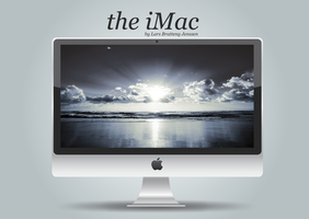 the Imac by Larsbjenssen