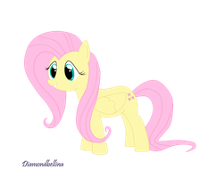 Fluttershy (: by DiamondBellina