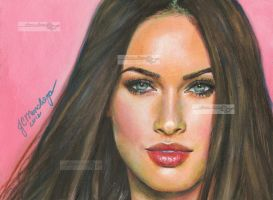 megan fox by aramismarron