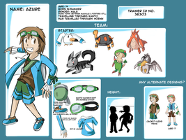 Trainer ID - Azure ref by totodos