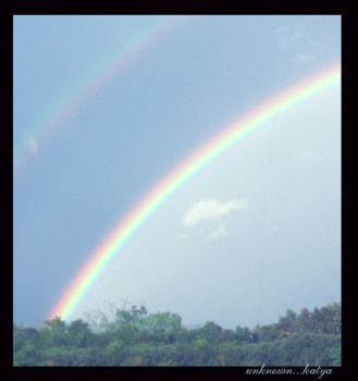 ...over the rainbow... by unknown-me