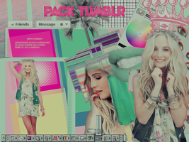 Pack Tumblr // iSparkTheLight by iSparkTheLight