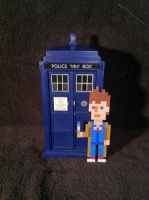 Tenth Doctor Bead Sprite by DrOctoroc