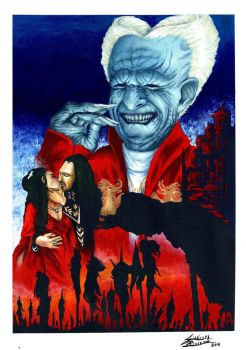 tribute to Bram Stoker's Dracula by GianlucaBellezze666