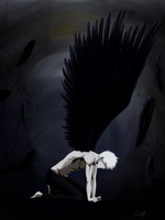 Shattered Angel - Guardian Angel - BLEACH by DivineImmortality