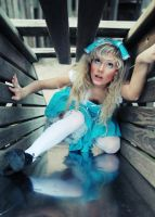 Alice Can Find Her Way Back by KoryGuzPhotography