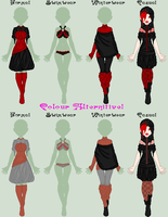 Modern Vampyre Auction {Closed!} by Kat-and-Raven-ADOPTS